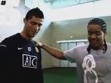 Cristiano Ronaldo Vs Jeremy Lynch *FREESTYLE BATTLE 2009*