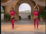 Arabic Belly Dance Fat Burning Part 01 Of 04-danse Oreitnale