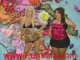 Petroula Kostidou Kai Afroula Kanoyn Lesviako Show!!!