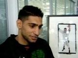 Amir Khan On Leap Charity