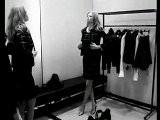 Lara Stone Baptiste Giabiconi By Karl Lagerfeld