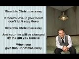 Matthew West Featuring Amy Grant - Give This Christmas Away Slideshow With Lyrics