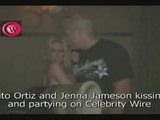 Ultimate Fighter Tito Ortiz And Pornstar Jenna Jameson Kissing And Happy On Celebrity Wire