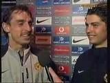 Cristiano Ronaldo - Funny Interview 2