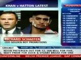 Richard Schaefer On Signing Amir Khan