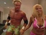 Torrie Wilson & Billy Gunn Backstage