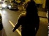Mulher Fica Nua No Centro Do Rio De Janeiro