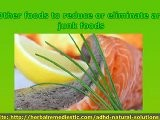 Simple Diet For ADHD And Hyperactive Children