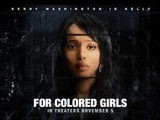 FOR COLORED GIRLS WHO HAVE CONSIDERED SUICIDE HD Trailer