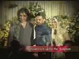 Ayesha Takia, Farhaan Marry