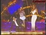 Sofia Vergara Bouncing With No Bra In White