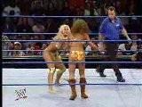 Torrie Wilson Vs. Nidia Bikini Match