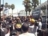 WWE Divas Torrie Wilson And Maria On Venice Beach
