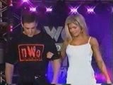 Torrie Wilson As Miss NWo Wolfpac