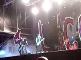 Hellfest 2010 - Alice Cooper - Poison + Injection Mortelle
