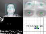 LifeCam VX-1000 Eyetracking