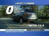 Scott Mazda September 2010 TV Spot-Allentown PA