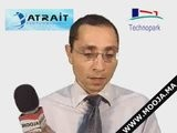 Présentation De La Société Atrait Casablanca Technopark