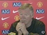 Sir Alex Ferguson On Man United's Game Against Liverpool