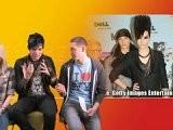 Adam Lambert Talks About Tokio Hotel @ Bravo WebTV