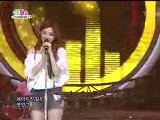 Davichi - Time Please Stop - LIVE 100523