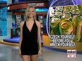 Naked News Whitney St John