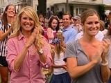 Extreme Makeover: Home Edition Christie Brinkley Is Introduced