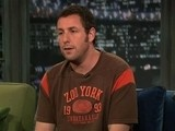 Late Night With Jimmy Fallon Adam Sandler Interview, Part 2
