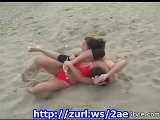 Two Sexy Girls Wrestle Catfighting 03 01