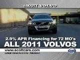 2010 Volvo XC60 - 2011 Volvo XC90 - Allentown PA-Scott Volvo