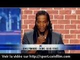 Vidéo Prestation Joe Danseur Yamakasi Incroyable Talent