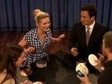 Late Night With Jimmy Fallon Catchphrase With Kirsten Dunst