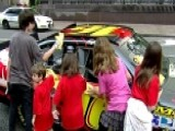 Rusty Wallace's Car Wash For Kids
