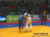 2009 Judo Grand Prix Hamburg Final -73kg Isaev RUS -Sidakov