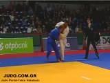2009 Judo Grand Prix Hamburg Final +100kg Tangriev UZB -Bryson