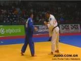 2009 Judo Grand Prix Hamburg Final -90kg Yoshida JPN -Dafreville