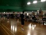 4th Inter-school Badminton Match Mens Double - Gavin & Andrew