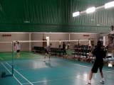 4th Inter-school Badminton Match Mens Single - Gavin
