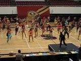 49er Gold Rush Cheerleader Auditions 2006