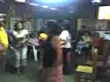 Aqui Bailando El Perreo Chinchano.......eso
