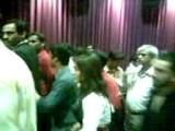 Amrita Rao And Nikhil Dwivedi At Inox Watching Movie With The Audience