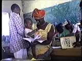 Burkina Faso Adult Literacy Class 2000-2001