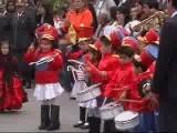 Desfile Escolar De Andreita Por Fiestas Patrias