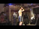 Dancing Kid At Kira&#39 S