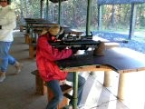 Danika Shooting .50 Cal Barrett Rifle