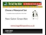 Galvin Green Rainwear