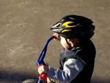 Gian' S First Bike Ride