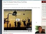 How To Embed Video From YouTube