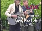 Jim Pillsbury Live From The Knotty Pine Cafe&#39 Show 186