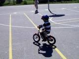Kai Riding Bike - Only 3 Years And 1 Month Old !